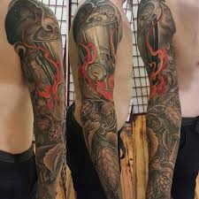 Best Sleeve - 125 sleeve tattoos for and designs meanings 2017