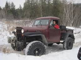 jeep truck lifted odd jeeps diffrent cool ugly scary page 37 jeepforum com