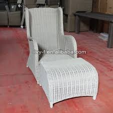 Wicker High Back Dining Chair White Resin Wicker Dining Chairs High Back Wicker Rattan Chairs