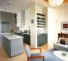 Small Kitchen Living Room Ideas Interior Design Ideas For Kitchen And Living Room Modern Interior