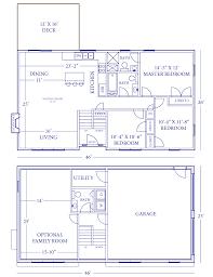 split floor plan floor split floor plans