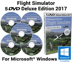 flight simulator 2017 deluxe edition x flight sim windows 10 8 7