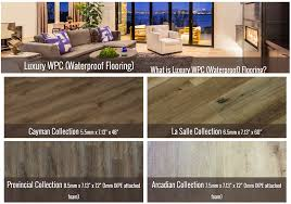 wpc products water proof flooring slcc flooring