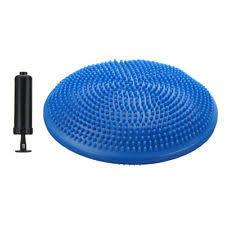 sensiplast stability disc wobble air balance cushion board pink ebay