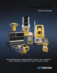 topcon survey gps catalog by georgia surveyors exchange issuu