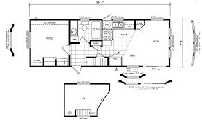 one bedroom cottage floor plans caretaker cottage 11 4 33 4 1 bed 1 bath 378 sq ft loft