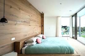 mur de chambre en bois daccoration mur contemporaine en 50 belles idaces uniques
