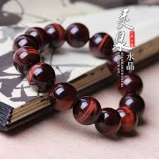 red bracelet men images 2018 red tiger eye bracelet natural crystal bracelet tiger eye jpg