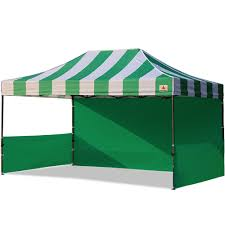 Canopy Photo Booth by Abccanopy Carnival 10x15 Green With Green Walls Pop Up Tent Trade