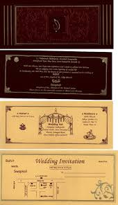 Invitation Card Cover Invitation Cards Happily Married