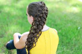 Cute Pics Of Hairstyles by Diagonal French Loop Braid Cute Braid Hairstyles Cute Girls