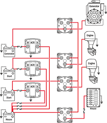 battery management wiring schematics for typical applications
