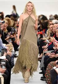 bohemian fashion bohemian trend at fashion week instyle