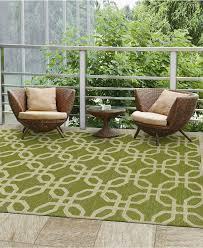 dalyn rugs indoor outdoor terrace te8 lime rugs macy u0027s home