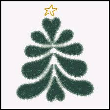 go heather feather tree single 2 embroidery designs by v stitch