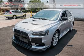 used silver 2014 mitsubishi lancer evolution gsr for sale gold
