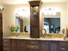 Menards Bathroom Cabinets Bathroom Vanity Hutch Cabinets U2013 Selected Jewels Info