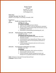 exle cna resume cna resume skills list exle