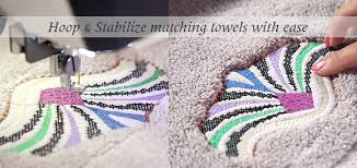 Machine Embroidery Designs For Kitchen Towels by Craftdrawer Crafts Learn How To Machine Embroider Pillowcases