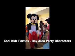 bay area entertainers mickey minnie party kool kidz bay area entertainers