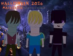 Mine Craft Halloween by Minecraft Story Mode Halloween 2016 Male Jesse By