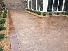 Decorative Concrete Patio Contractor Planit Dirt Excavation U0026 Concrete Contractor In Little Rock