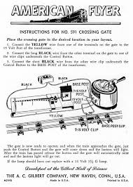 american flyer wiring instructions traindr