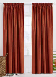Terracotta Blackout Curtains Blackout Curtains Our Of The Best Ideal Home