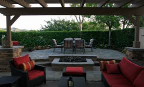Multi Level Backyard Ideas Custom Outdoor Firepits Gallery Western Outdoor Design And Build