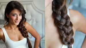 Hochsteckfrisurenen Lange Braune Haare by 113 Ideen Für Flechtfrisuren Simpel Effektvoll Feminin