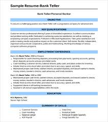 Personal Banker Job Description For Resume by Bankers Resume Sample Sample Investment Banking Resume Page Bank
