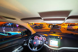 fiat freemont 2017 interior of fiat freemont suv car editorial stock image image of