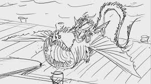 making dreamworks dragons riders berk thunderdrum