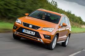 new seat ateca fr 2017 review auto express