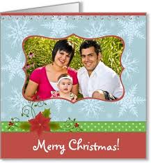 photo insert christmas cards free photo insert christmas cards to print at home