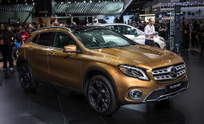 2018 mercedes benz gla class photos and info u2013 news u2013 car and driver