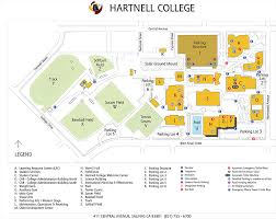 San Jose City College Map by Hartnell College