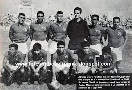 cholo sotil curiosidades del f fotos fútbol peruano alfonso ugarte los diablos rojos de