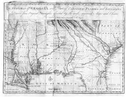 Map Of South Florida by Hargrett Rare Library Map Collection Colonial America