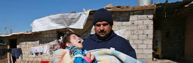 mosul and beyond pin provides shelter household items fuel and