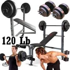 Weight Set Bench Press Bench Press With Weights Weight Set And Bar Weider Sets Benches