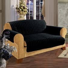 Sofa Slipcover Black Sofa Slipcovers You U0027ll Love Wayfair