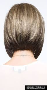 front and back views of chopped hair swing bob haircut back view bing images hair styles