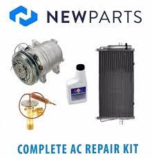 nissan frontier ac compressor new ac a c repair kit with compressor u0026 clutch fits nissan