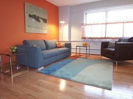interesting design living room different color walls paint living