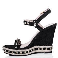 millionaire black sandals shoes from spylovebuy com