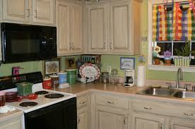 elegant painted kitchen cabinet ideas in house renovation