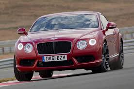 Bentley Continental Gt Matte Red Image 213