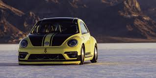 new volkswagen sports car world u0027s fastest beetle vw new beetle 205 mph