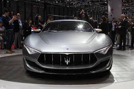 2017 maserati alfieri maserati alfieri concept pictures and hands on pocket lint